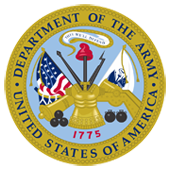 Army Logo - Click here to return to the home page.